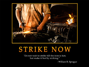Strike Now